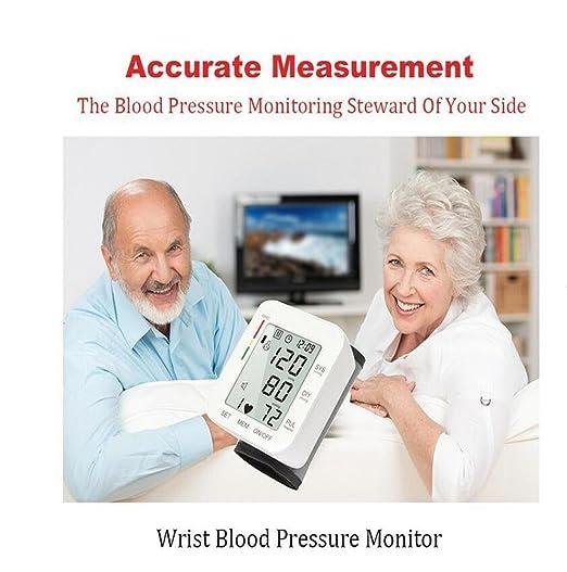 Monitor de Presión Arterial/K de 101/muñeca Tensiómetro electrónico/vollautomatisch/supervisión de la Salud en Casa: Amazon.es: Industria, ...