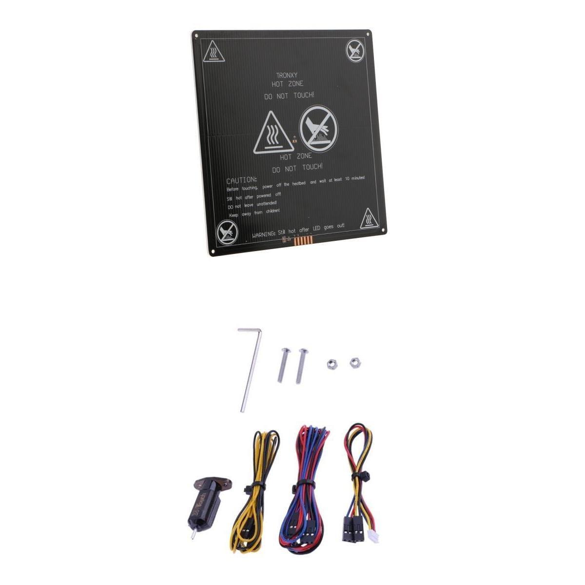 Homyl 1 Set Auto Nivelación Sensor Módulo 3D Touch & MK3 PCB Heat ...