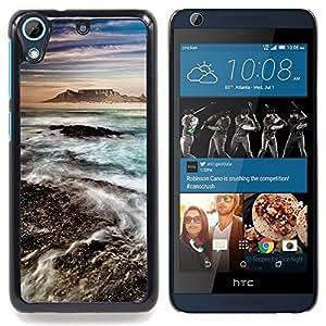 """Planetar ( Arte Wave Pink Sky Acuarela"""" ) HTC Desire 626 Fundas Cover Cubre Hard Case Cover"""
