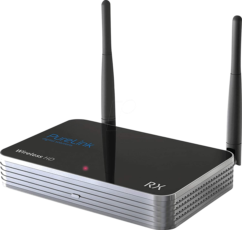 PureLink CSW310-RX Receptor AV Negro Extensor Audio/Video - Extensor de A/V (Receptor AV, 1920 x 1080 Pixeles, 100 m, 60 Hz, 720p,1080i,1080p, De ...