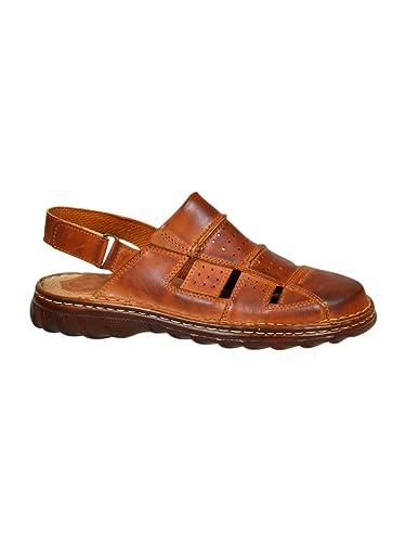 838 Bequeme Lukpol Der Hausschuhe Buffelleder Schuhe Echtem Sandalen Einlage Mit Herren Orthopadischen Modell Aus 1TlFKJc3