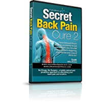 24Seven Wellness and Living Secret Back Pain Cure 2 DVD Exercises Designed to Promote...