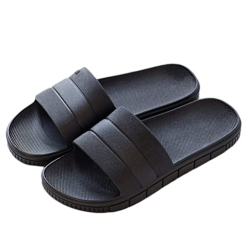 23b773949f42ee LINE BLUE Women and Men Bath Slipper Anti-Slip For Indoor Home House Sandal
