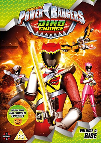 Power Rangers Dino Charge: Rise (Volume 4) Episodes