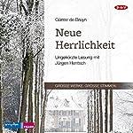 Neue Herrlichkeit | Günter de Bruyn