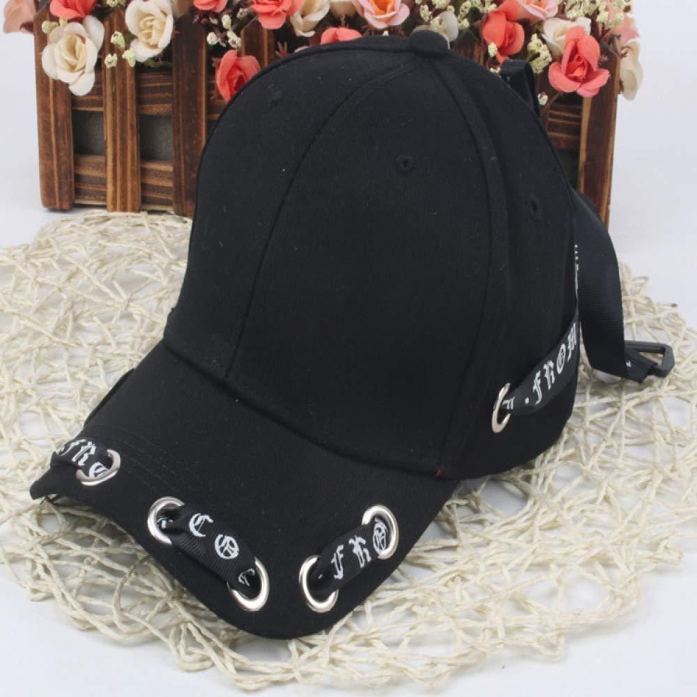 zhuzhuwen Sombrero de Mujer con cinturón Largo Gorra de béisbol ...