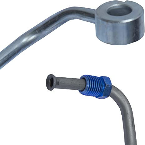 Edelmann 92416 Power Steering Pressure Line Hose Assembly