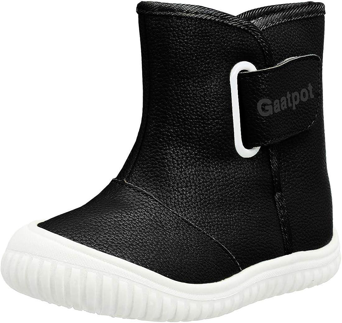 Gaatpot Baby Fur Lining Winter Boots