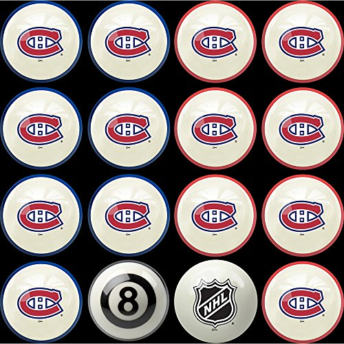 Montreal Canadiens Pool Table Light, Canadiens Billiards