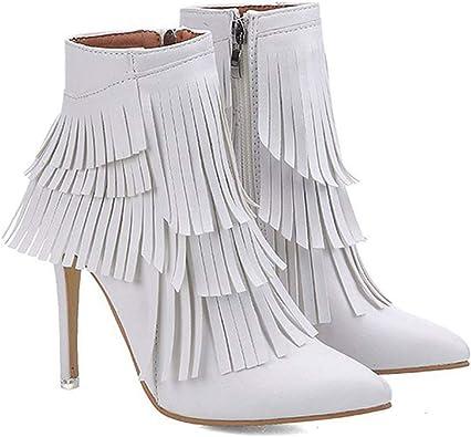 Dghui Winter Ankle Boots Women Pu
