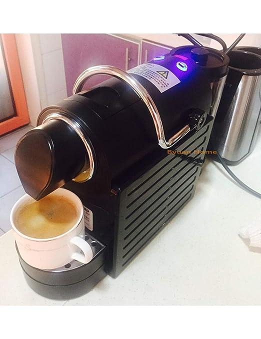 DTBA Cápsula Cafetera Totalmente Automática Espresso Cafetera ...