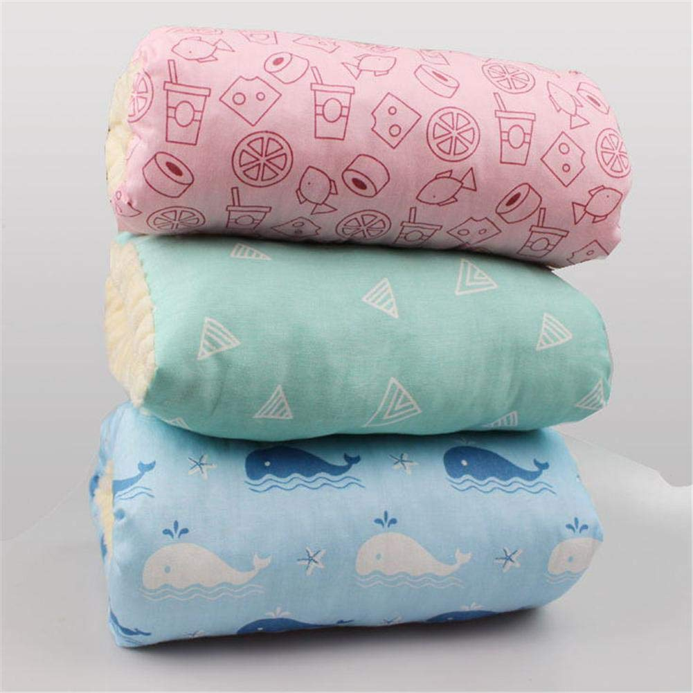 Amazon.com: Cojín de algodón grueso – Almohada de terciopelo ...