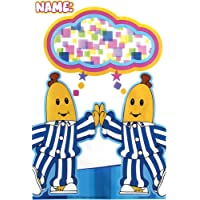 Bananas In Pyjamas Loot Bags Pack Of 8 One Size