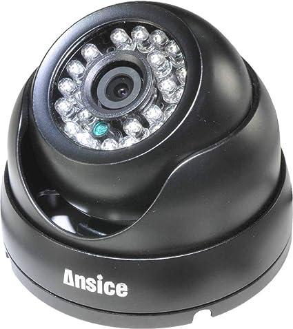 Security & Protection Video Surveillance Discreet 800tvl Cmos Color Ir Cut 24 Leds Cctv Security Camera Outdoor Dome Home