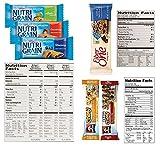 Snack Variety Pack, Healthy Bars Sampler & Care