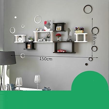 GYP Storage Rack, Modern Creative Trend Personalisierte Restaurant Clubhaus Club Wand Hängende Trennwand Pylon Farbe Einfache