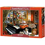 Castorland Ensemble 2000 pcs 2000pieza(s) - Rompecabezas (Jigsaw puzzle, Arte, Niños y adultos, 9 año(s), Niño/niña, Interior)