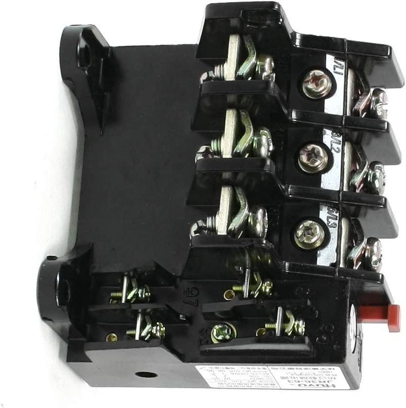 Aexit JR36-63 (التحكم الكهربائي) 3 مراحل 1NO 1NC 95-98A نطاق كهربائي حراري (67ry303qf740) تأخير الحمل الزائد