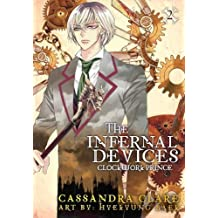 The Infernal Devices: Clockwork Prince: 2
