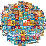 Snacks Care Package Mix Variety Pack of Chips, Cookies, Candy, Care Package to Friends and Family (150 Count)