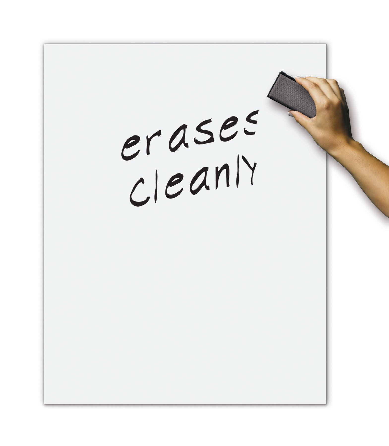 GoWrite! Dry Erase Poster Board, 22''x28'' (5442)