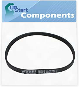 W10006384 Washer Belt Replacement for Whirlpool Wtw5000dw1, Maytag Mvwx655dw1, Whirlpool Wtw4816fw2, Whirlpool Wtw5000dw0, Whirlpool Wtw4800xq4, Whirlpool Wtw4800bq1, Maytag Mvwc565fw0