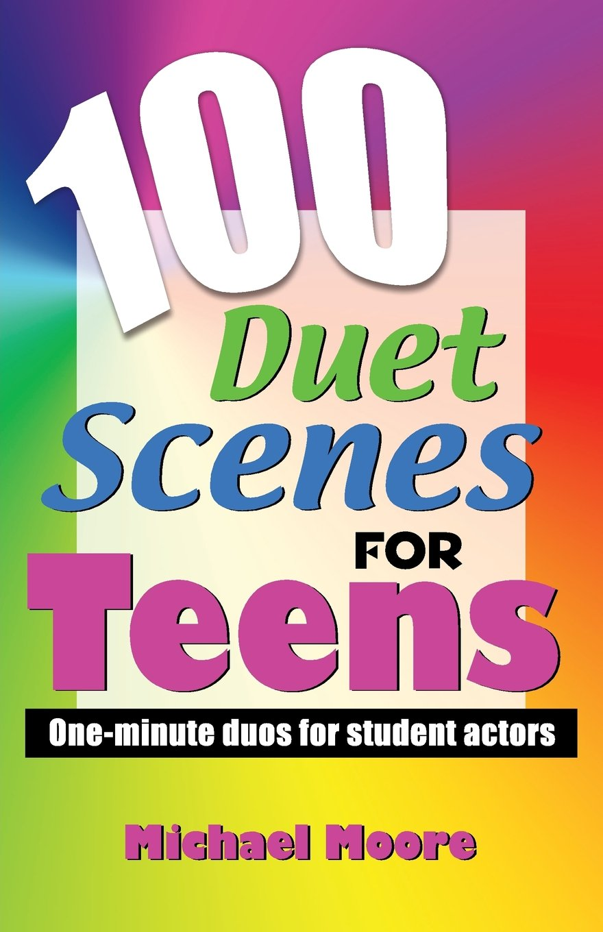 100 Duet Scenes for Teens: One-Minute Duos for Student Actors pdf