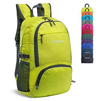 41a5b166b10e ... more photos ed6d8 99d17 ZOMAKE 30L Lightweight Packable Backpack Water  Resistant Hiking Daypack