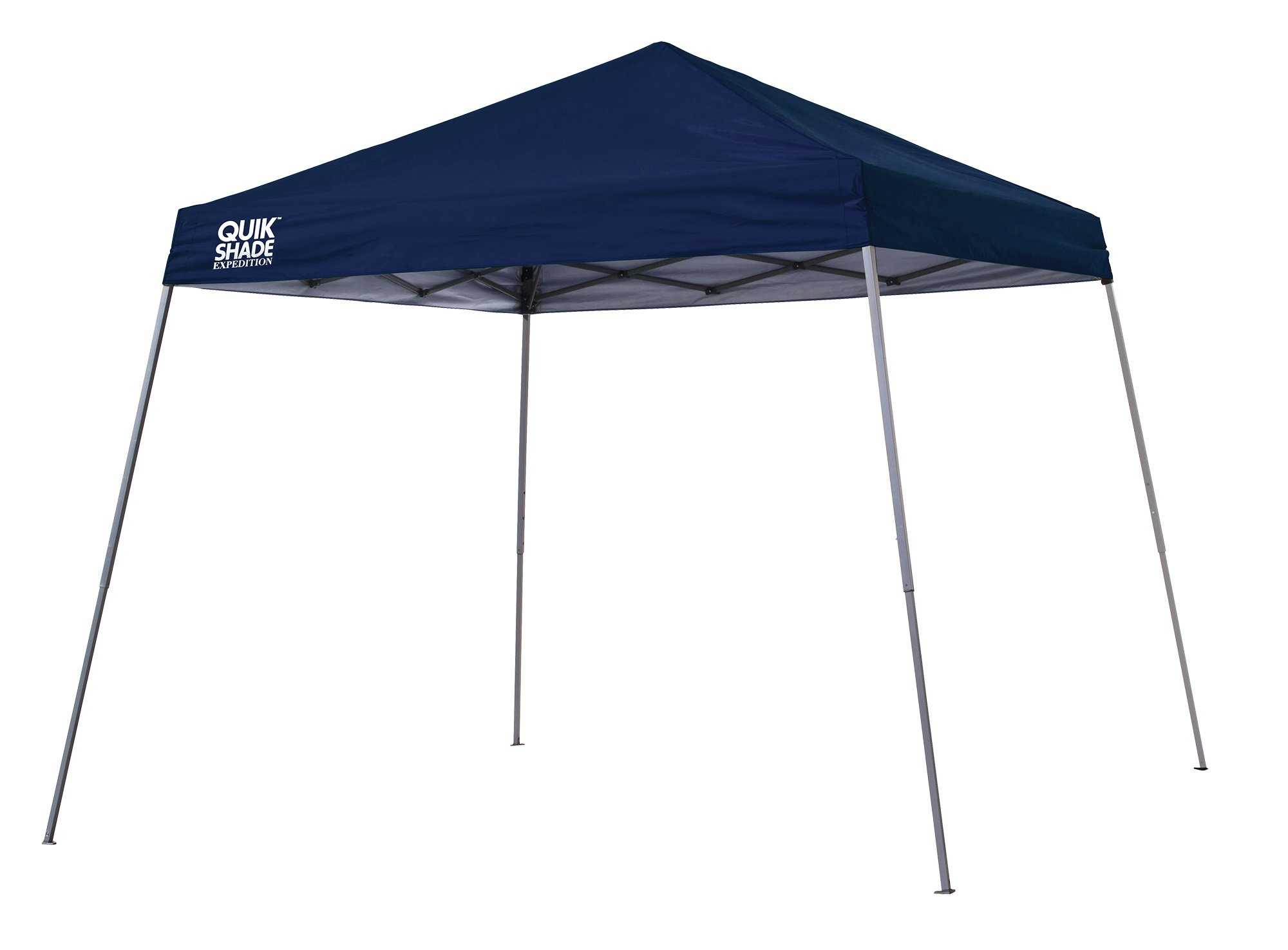 Quik Shade Expedition 12 x 12 ft. Slant Leg Canopy, Twilight Blue by Quik Shade