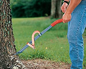 Amazon Com Tree Felling Lever With Cant Hook Home