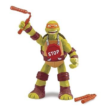 Tortugas Ninja - Ninja Mike (Giochi Preziosi 91750): Amazon ...