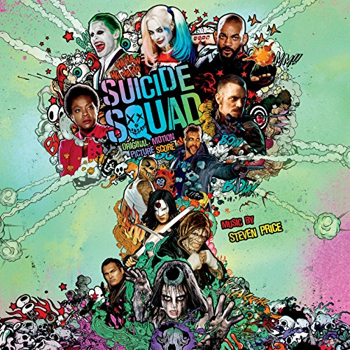 Steven Price-Suicide Squad-OST-CD-FLAC-2016-FLACON Download