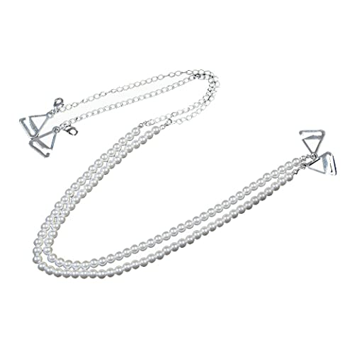 Perlas Artificial TreasureBay FAB tirantes de sujetador decorativo - un par: Amazon.es: Joyería