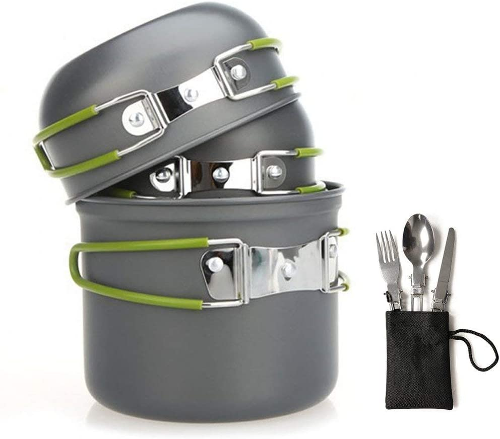 Top 10 Best Camping Cooking Gears​ Reviews 27