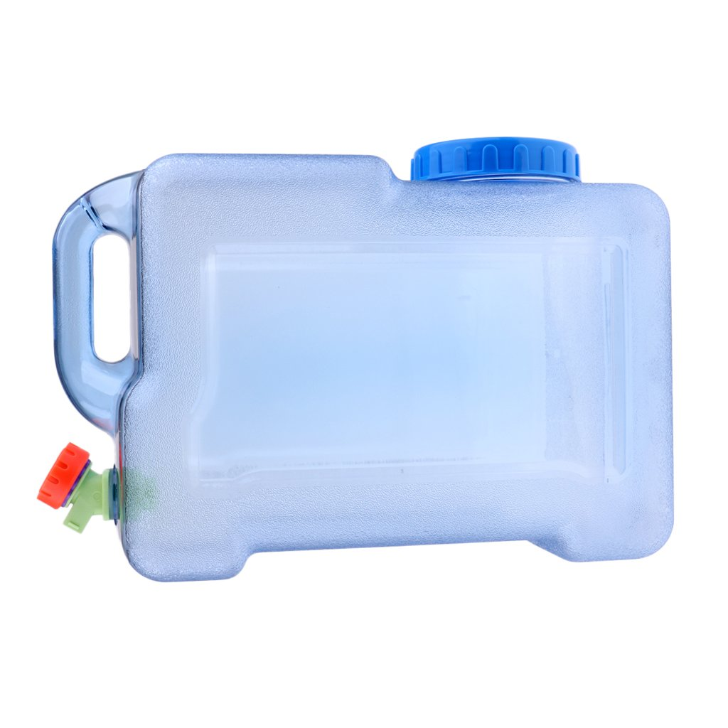 Cars Parties Camping Flameer 5L 8L BPA Free Plastic Outdoor Water Carrier Water Container with Handle for Home BBQ