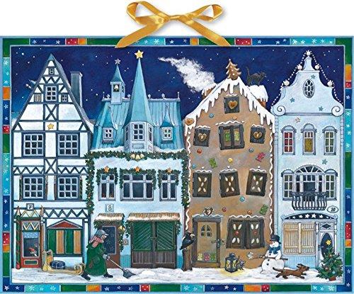 In der Weihnachtsstraße (Verwandelkalender) Kalender – Wandkalender, 1. September 2004 Maria Wissmann Coppenrath 3815733316 Kinderbeschäftigung