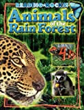 Animals of the Rain Forest, Dana Sadan, 1602530947