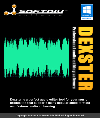 Dexster Audio Editor [Download] (Flac Music Downloads)