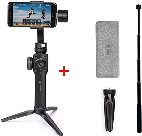 zhiyun smooth Q Gimbal for iPhonex/iphone 8/7/6 and smartphone ...