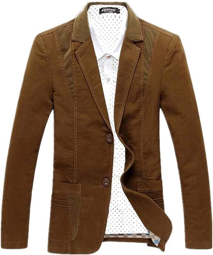 BANKIKU(バンキク) テーラードジャケット メンズ スーツ男性用 紳士 ジャケット アウター オフィスカジュアル 秋 ブレザー スウェット 無地 上着