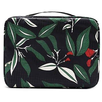 7379880d7 HiDay Bolsa Cosmética de viaje Organizador de Neceser de Flor Bolsillos de  Maquillaje - Perfecto para tu Emocional Viaje: Amazon.es: Equipaje