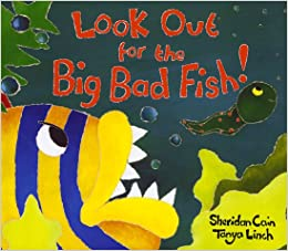 Image result for look out for the big bad fish