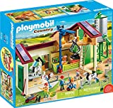 PLAYMOBIL® 70132 Country Large Farm with Silo Multi-Coloured
