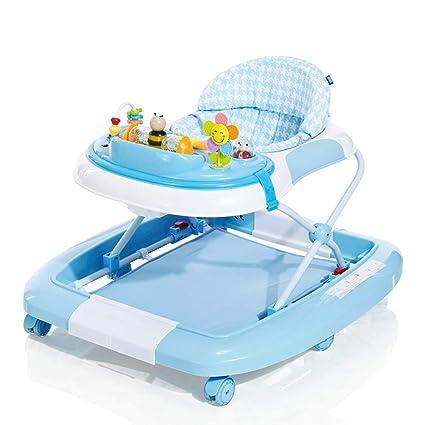 AHIN Andador bebé,Plegables Multi-función Anti-Giro Andador ...