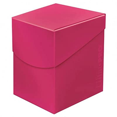 Ultra Pro 85691 Eclipse Pro 100+ Deck Box, Hot Pink: Toys & Games