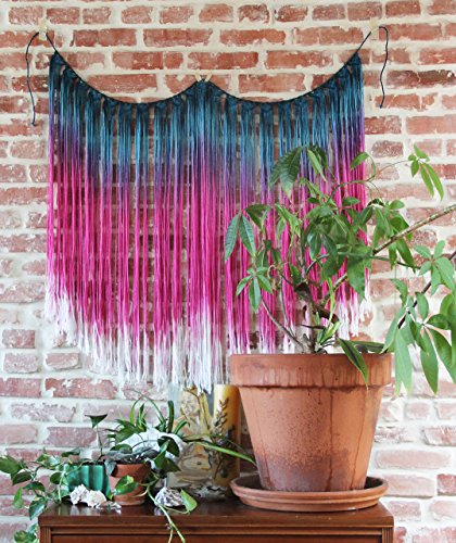 XL-Macrame Wall Hanging - woven wall decor