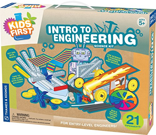 Kids First Intro to Engineering Kit