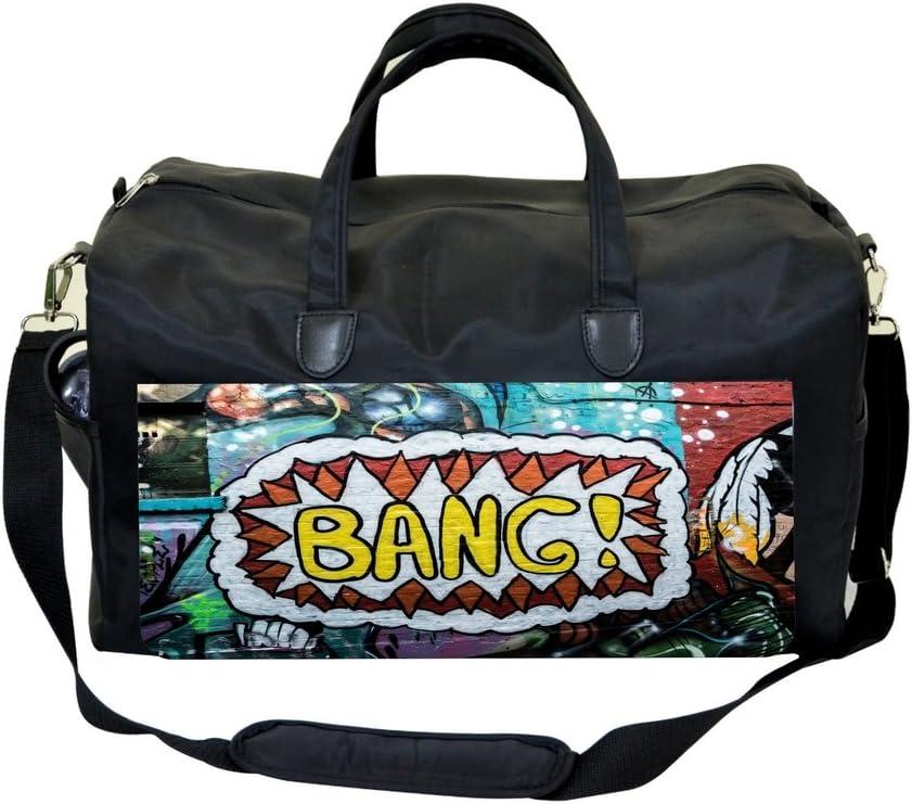 Bang Painting Sports Bag