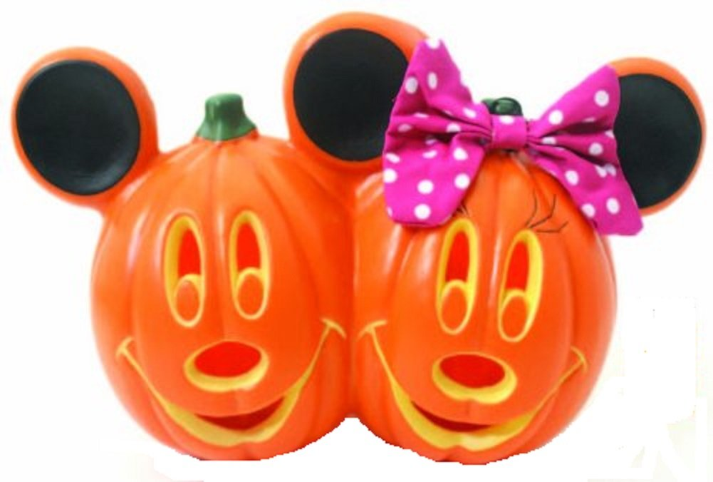 Amazon.com : Disney Mickey and Minnie Mouse Electric Light Up ...