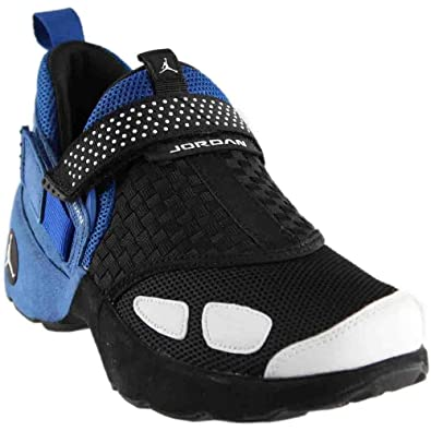f42c83001 NIKE Jordan Trunner LX OG Men's Running Shoes Black/White-Team Royal 905222-